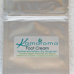 Sample Foot Cream