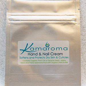 Sample Hand & Nail Cream
